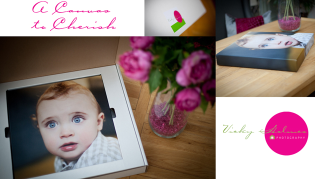 Photographs on Canvas by Vicky Holmes Photography