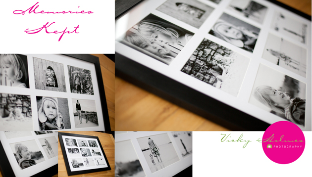Framed Photos by Vicky Holmes Photography