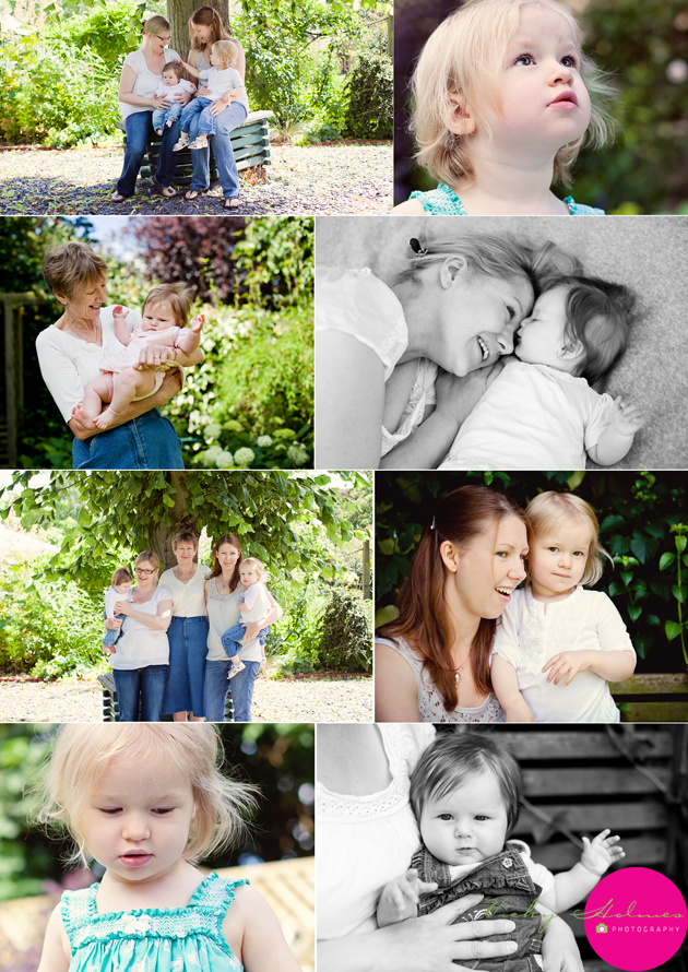 Family Portrait Photography in Essex