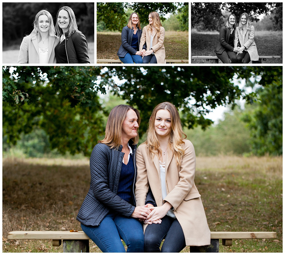 mum and daughter photography